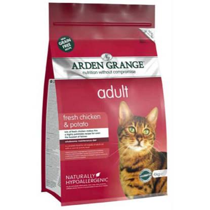 Picture of Arden Grange Cat Grain Free Chicken 4kg