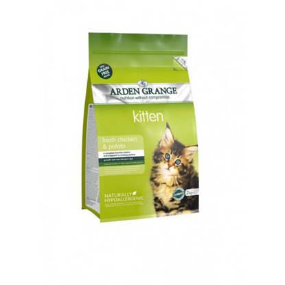 Picture of Arden Grange Kitten Grain Free - 2kg