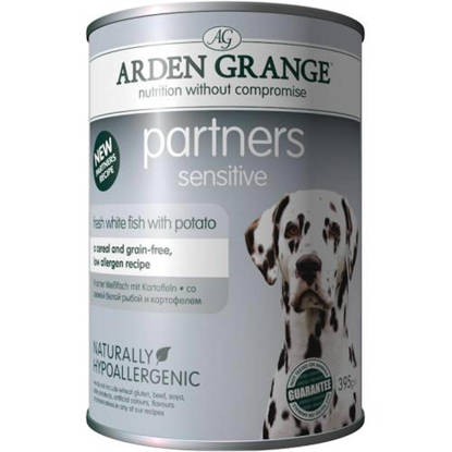 Picture of Arden Grange Partners Sensitive 24 x 95g