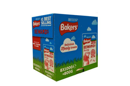 Picture of Bakers Rewards Variety - 8 x 100g
