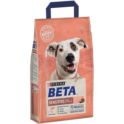 Picture of Beta Adult Sensitive Salmon / Rice - 14kg