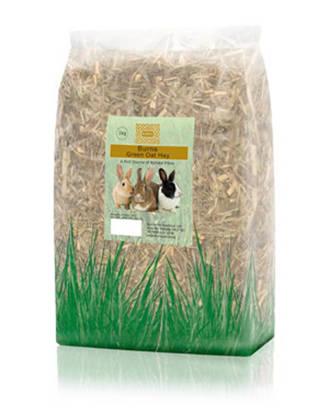 Picture of Burns Rabbit Green Oat Hay - 900g