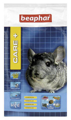 Picture of CARE+ CHINCHILLA FOOD