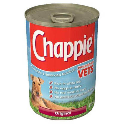 Picture of Chappie Original 412g x 12
