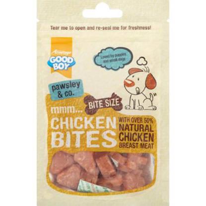 Picture of Good Boy Deli Bites Chicken - 65g