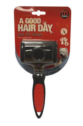 Picture of Mikki Brush Ball Pin Slicker