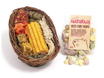 Picture of Naturals Willow Treat Basket