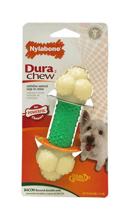 Picture of Nylabone Double Action Chew - Regular