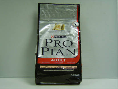 Picture of Proplan Cat Adult Salmon / Rice - 1.5kg