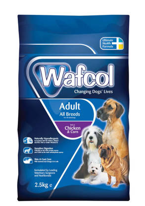 Picture of Wafcol Chicken Corn - 2.5kg