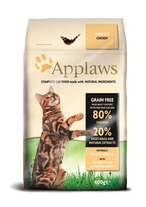 Picture of Applaws Adult Cat Chicken Dry - 400g