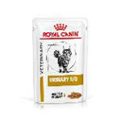 Picture of Royal Canin Cat Urinary S/O Gravy Pouch 85g  x 48