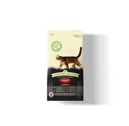 Picture of James Wellbeloved Adult Cat Turkey and Rice 4kg