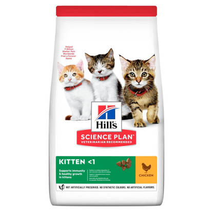 Picture of Hills Science Plan Kitten with Chicken 7kg