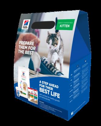 Picture of Hlls Vet Essentials Kitten Starter Kit 1 x 6 pack