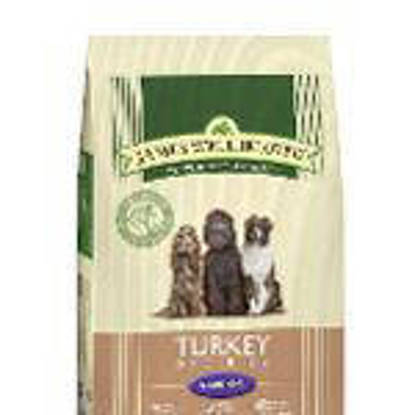 Picture of James Wellbeloved Senior Small Breed Turkey 7.5kg