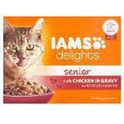 Picture of Iams Senior Multibox 12 x 85g
