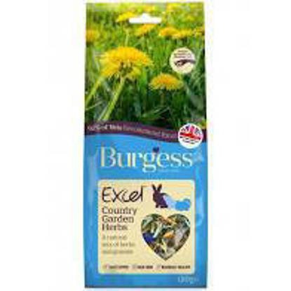 Picture of Burgess Excel Country Garden Herbs 6 x 120g