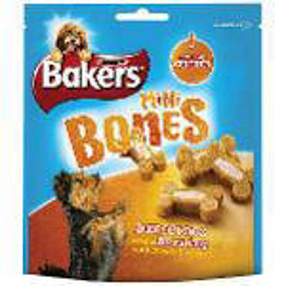 Picture of Bakers Mini Bone chicken - 6 x 94g