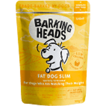 Picture of Barking Heads Fat Dog Slim Wet - 10 x 300g