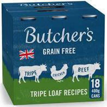 Picture of Butchers Tripe Loaf Recipe 18 x 400g