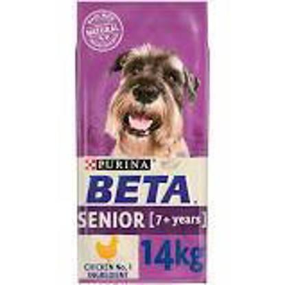 Picture of Beta Senior Kibble - 14kg