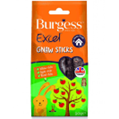 Picture of Burgess excel Gnaw Sticks - 8 x 90g