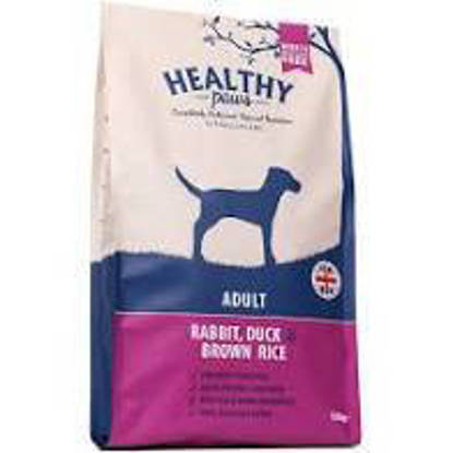 Picture of Healthy Paws Adult Rabbit Duck Rice  - 12kg