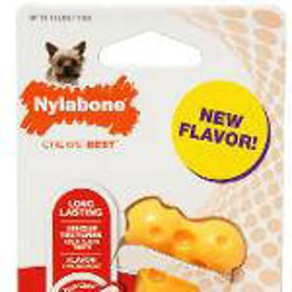 Picture of Nylabone Cheese Bone - Small