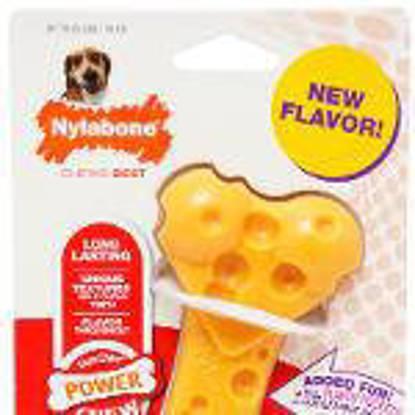 Picture of Nylabone Cheese Bone - Medium