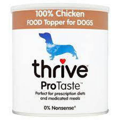 Picture of Thrive Protaste Chicken Dog Food - 170g