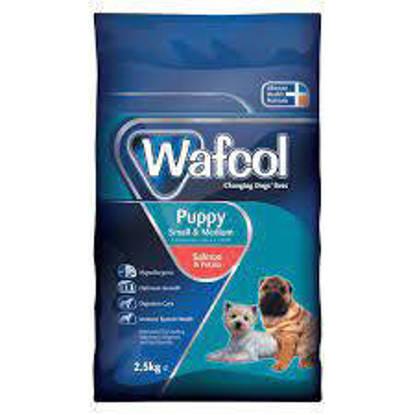 Picture of Wafcol Puppy Salmon & Potato Small/Medium - 2.5kg