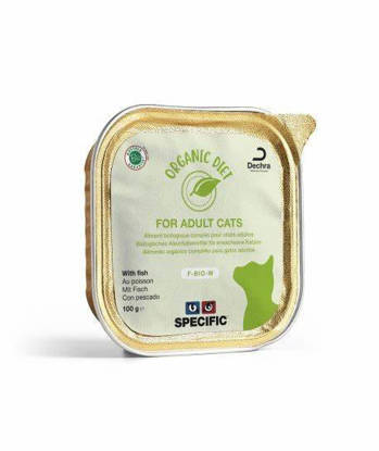 Picture of Specific F-bio-w Organic Chicken Feline - 32 x 100g