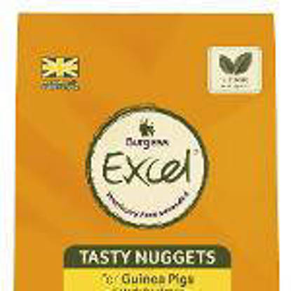 Picture of Excel Guinea Pig Tasty Nuggets - 4kg