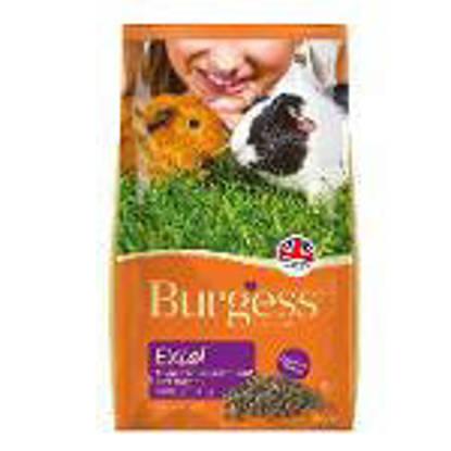 Picture of Excel Guinea Pig Blackcurrant & Oregano - 4 x 2kg